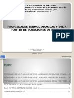 propiedades termodinamicas