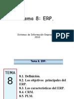 Sesion 8 ERP