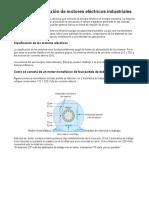 Guía para la conexión de motores eléctricos industriales
