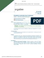 DTU 13.2 Fondations profondes pour le bâtiment - Partie 1  cahier des clauses techniques.pdf