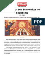 JOSÉ-STÁLIN-O-CARÁTER-DAS-LEIS-ECONÔMICAS-NO-SOCIALISMO