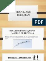 MODELO DE TUCKMAN