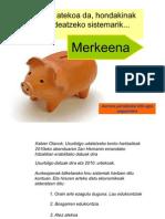 Atez Atekoa Da Merkeena-Xabier Olano