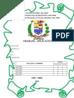 EL USO DE LA FUERZA POR PARTE DEL PERSONAL PNP Y FFAA