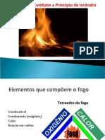 NR10-Combate a Incêndio