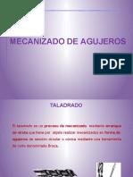 TALADRADO- MECANICA DE AJUSTE