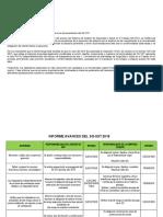 RENDICION DE CUENTAS ESTANDARES R. 0312