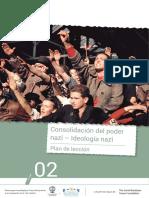 Consolidación del poder nazi (la ideología nazi)