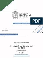 ejercicios investigacion de operaciones 1