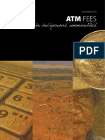 ATM Fees in Remote Indigenous Communities