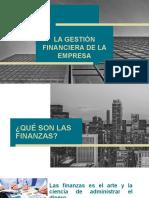 Presentación La Gestión Financiera de la Empresa_Gobierno Corporativo