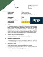 SILABO REPARACIÓN DE PROTESIS DENTAL UD_PD_II_RPT  y PTI_V