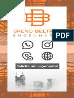Cartão Virtual do Engenheiro Breno Beltrão