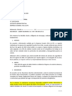 Modelo de Descargo de ASISTENTE ADMINISTRATIVA_