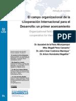 4. Alburquerque, Camacho, Manrique - El campo organizacional de la Cooperación Internacional para el Desarrollo un primer acercami-annotated (1)