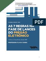 As_7_Regras_na_fase_de_lances_do_prego_eletrônico