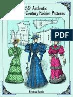 59 Authentic Turn of the Century Fashion Patterns - Kristina Harris.pdf