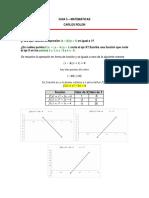 Desarrollo guia 5 Matematicas Carlos Rolon