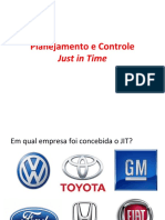 Mat 05 - Just In Time e Kanban