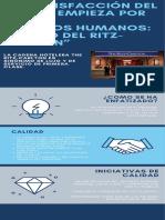 Azul Gris Iconos Emprendedor Personalidades Empresa Infografía