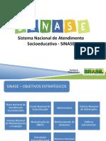 Claudio Augusto Vieira da Silva- Coordenador- Executivo - SINASE