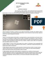Tecnologia e Informática - Septimo - Semana 1