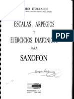 -Pedro Iturralde - ESCALAS, ARPÉGIOS Y EJERCICIOS DIATÓNICOS_Pedro Iturralde