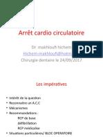 2-Arrêt cardio circulatoire