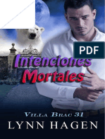 144 Lyyn Hagen - Serie Villa Brac 31 - Intensiones Mortales