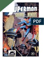 Superman - La Guerra de Los Mundos