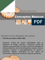Clase I - Conceptos de Sistemas de Control