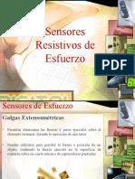 Clase II - Sensores Resistivos de Esfuerzo