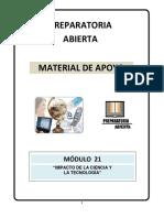 21 IMPACTO DE LA CIENCIA Y LA TECNOLOGIA