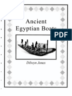 Ancient Egyptian Boats