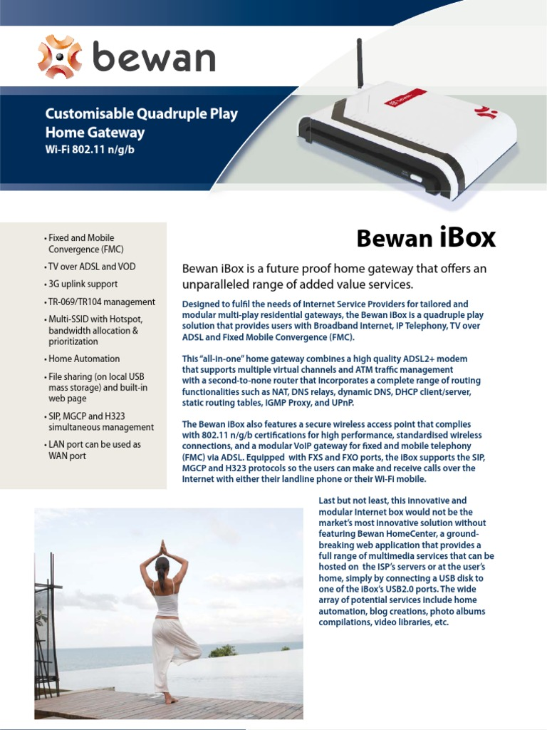 Bewan Access Point Driver for PC