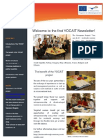 You Can Do It Newsletter December 2010 (English)