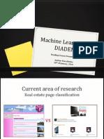 Machine Learning in DIADEM (Andrey Kravchenko)