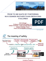 _ _Fostering successes rather than reducing failures_Hollnagel_presentation