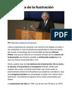 En defensa de la Ilustración | elcato.org