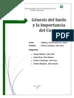 Genesis e Importancia 6.0