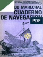 Cuaderno de navegacion - Marechal, Leopoldo