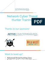 Network-Cyber-Threat-Hunting-August-Slides
