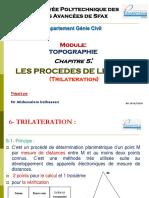 chapitre 5procede de leve trilateration