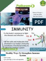 PPT Immune System