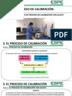 METROLOGÍA CLASE _12_C EL PROCESO CALIBRACIÓN CON AJUSTE