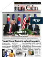 Morning Calm Korea Weekly, January 21, 2011