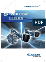 ESSIEU KRONE KIT PIECES