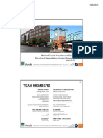 Courthouse Square Structural Remediation Project Summary