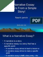 narrativeessay