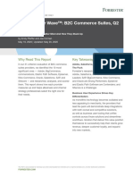 The Forrester Wave™_ B2C Commerce Suites, Q2 2020